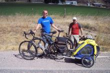 Bikes and Trailers